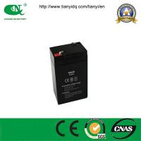 6V5ah Rechargeable Battery Lead Acid Storage Battery for Consumer Electronics