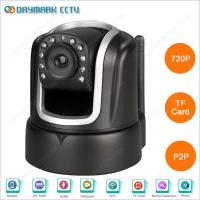 CMOS 720p Pan Tilt Remote Control Iphone Adroid Network Camera