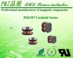 PD1307 Series 10μH~1000μH SMD Unshield Power Inductors Round Size