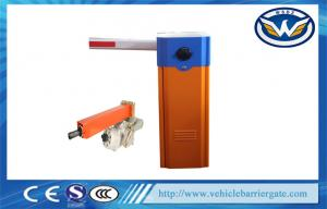 China OEM Customized Car Park Barrier System , Remote Control Drop Arm Barrier Gate on sale