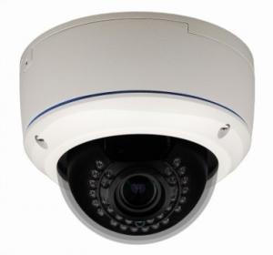 China 2D+3D DNR HD-SDI Camera , Panasonic CCTV Vandal Dome IR Cameras on sale