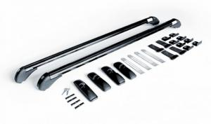 China Car roof rack aluminium alloy material safety roof bar fit for car without roof rails CVR101 on sale