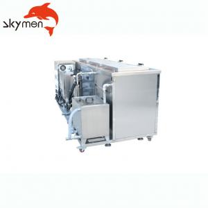 China Three Tanks SUS316 Ultrasonic Fuel Injector Cleaning Machine on sale