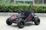 China 35km/H Two Person Go Kart Buggy , 1000w Kids Off Road Go Kart EPA Approved wholesale