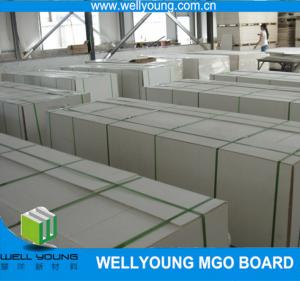 China Glass Magnesium Oxide Board (3-20mm mgo board) on sale