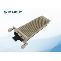10G XENPAK Transceiver With SC Dulplex Connector 1550nm 80km 10Gb/s