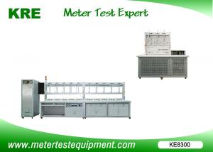 China 3 Phase Energy Meter Test Bench ,  High Accuracy 0.02 Meter Test Equipment on sale