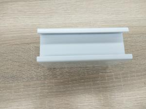 China T5 / T6 Powder Coated Aluminum Extrusions Adhesion Resistance on sale