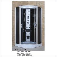 China Multi Functional Massage Bathroom Shower Cabin With Computer Panel Control on sale