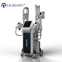 2018 super product standing cool slimming cellulite reduction cool tech fat freezing slimming criolipolisis machine