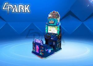 China Coin Operated Video Arcade Racing Machine / Kids Car Driving Arcade Machines on sale