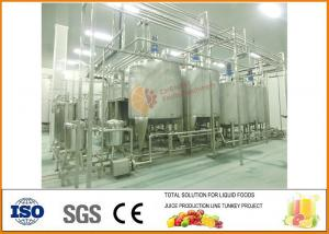 China Small Apple / Grape Fruit Wine Production Line for Commercial Maker on sale