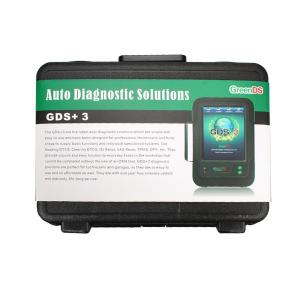 China Green DS Professiona GDS+ 3  OBDII Auto Diagnostic Scaner Online update with Print 50 Cars +Truk  with DHL free shiping on sale