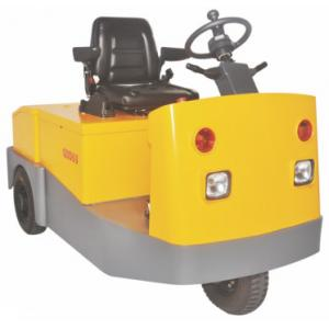 Airport Electric Tow Tractor High Efficiency With Traction Weight 3000 KG