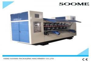 China Automatic NC Computer Type Thin Blade Slitter Scorer For Corrugated Box 2500mm on sale