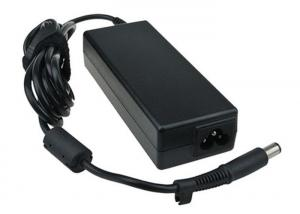 China Black AC Universal Power Adapter Laptop For HP , Replacement Laptop Chargers 3 Prong on sale