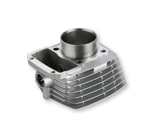 China Custom Logo Cast Aluminum Engine Block For Honda Motorcycle Engine Parts on sale