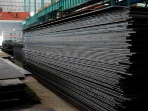 China Quenched and tempered steel hot rolled WQ690D/Q690D/Q690E on sale
