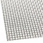 SS304 Grade - 10 mesh wire diameter 0.55mm Stainless Steel Wire Cloth Used For Sieve And Filtration