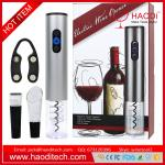 China Automatic Rechargeable Electric Wine Bottle Opener Accessories Gift Box Kit wholesale