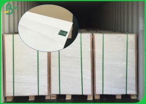 China Great Strength 610mm 860mm 140gsm 170gsm White C1S Kraft Paper For Packages on sale