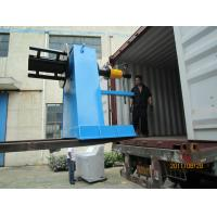 Auto Metal Roll Slitting Machine With Pneumatic Double Mandrel Uncoiler
