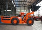 FCYJ-2D articulated 4x4 wheel drive china made scooptram