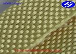 Plain Kevlar Aramid Fiber Fabric 3000D 270GSM For Structure Reinforcement