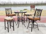 レストランの最も新しい屋外のガーデン・チェアのためのBML151106R棒椅子