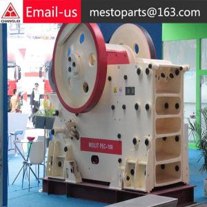 China metso c100 jaw crusher on sale