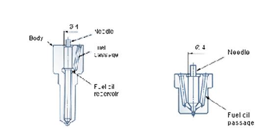 Bosch 0 433 171 293 Fuel Injector Nozzle