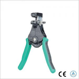 China MC4 Solar Installation Tools / Solar Panel Cable Wire Stripper Tool on sale