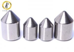 China High Performance Carbide Button Bits , Cemented Carbide Buttons Long Using Life on sale