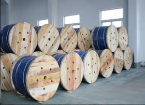China ACSR Galvanized Steel core strand Standard BS EN 50189 & BS EN 50182 on sale