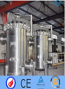 China Custom Industrial Filter Housing , Magnetic Industrial Juice Filter Housing on sale