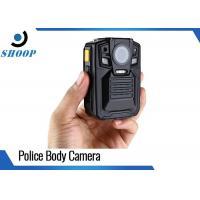 IR Night Vision Wearable Police Camera GPS Remote Control HDMI Video Recorder