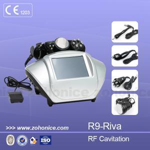 China Cavitation RF Beauty Equipment With 4 Handles For Beauty Salon Use on sale
