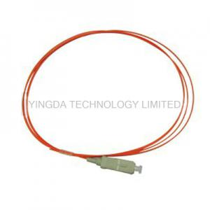 FiberTool Duplex MM LC to SC Patch Cable 62.5//125 Fiber Optic Jumper 2 Meter
