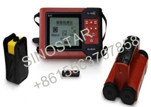 China concrete rebar locator rebar scanner  concrete reinforcement detector on sale