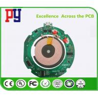 Custom PCBA Board Wireless Charging Transmitter Coil Cell Phone Charger Pad