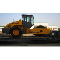 China XCMG 20T single drum Road roller XS202J on sale