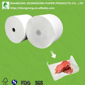 China pe coated freezer paper roll on sale