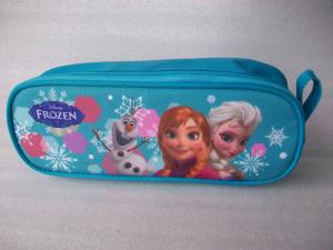 China Frozen Fever Cartoon pencil bag on sale