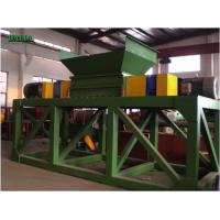 DL-S-600 Wood Shredder Machine High Power With Electrical Control System
