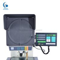 China Electronics Vertical Optical Comparator , Precise Video Profile Projector on sale