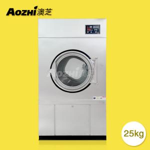 China 10kg to 150kg laundry clothes dryer tumble dryer for hotel towel spin drying machine on sale