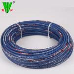 DIN high temperature flexible rubber hose hydraulic high pressure water hose for washing