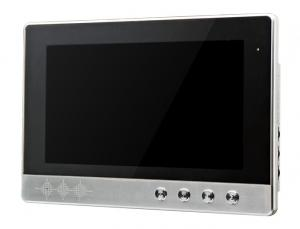 China CK-10A New product 10 inch TFT color wired video door phone system on sale