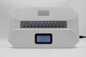 China 12 Bands IoT Software Control Cell Phone Wifi Signal Jammer Built In Antennas With LCD Screen wholesale