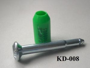 China KD-008 High Security Seals(Container Bolt Seals,ContainerSecurity Seal,Truck Seal) on sale